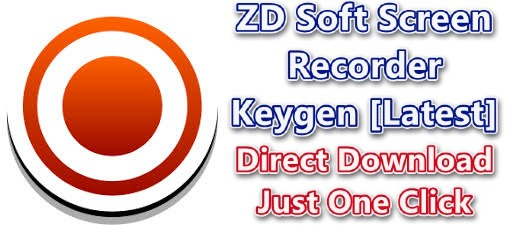 ZD Soft Screen Recorder 11.3.0 Crack Full Version