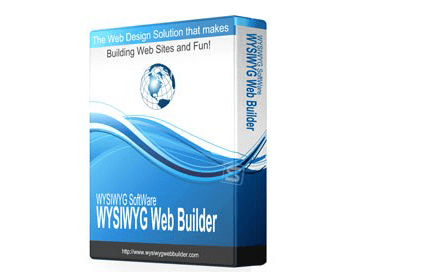 WYSIWYG Web Builder Crack With Serial Number