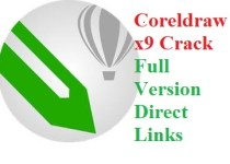 Coreldraw x9 Crack Full Version