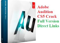 Adobe Audition CS5 Crack Full Version