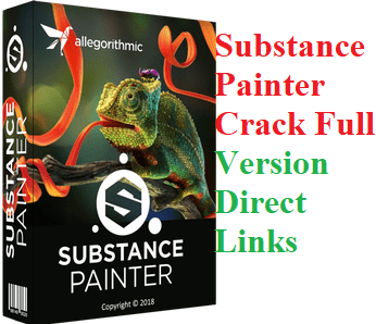 Substance Painter 7.1.0.804 Crack Full Version