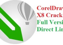 CorelDraw X8 Crack Full Version