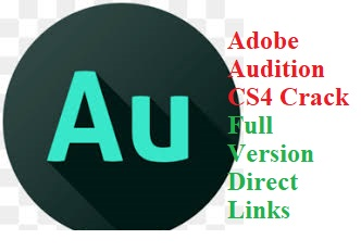 Adobe Audition CS4 Crack Full Version