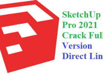 SketchUp Pro 2021 Crack With Keygen