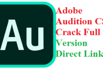 Adobe Audition CS2 Crack Full Version