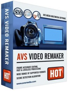 AVS Video ReMaker 6.4.5.250 Crack With Activation Key 2021