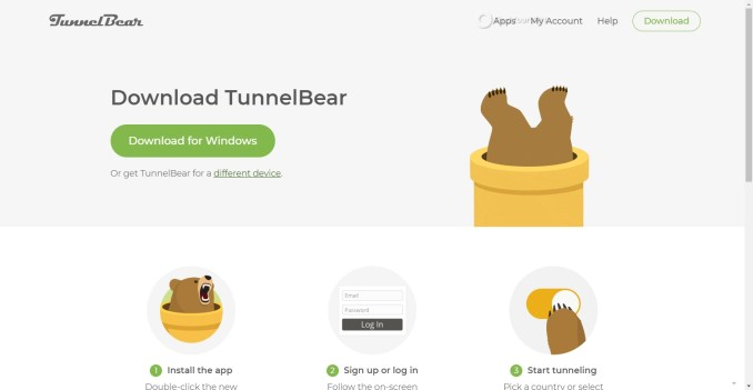 TunnelBear Crack With Activation Key For Apk 2021