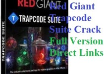 Red Giant Trapcode Suite 16.0.3 Crack Full Version