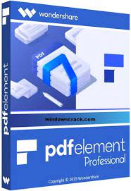 Wondershare PDFelement Pro Crack With Serial Key 2021