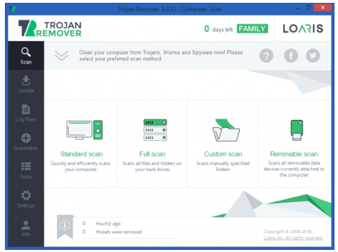 Loaris Trojan Remover Crack With Serial Key Free Download
