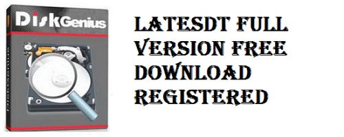 DiskGenius 5.4.2.1239 Crack Free Download