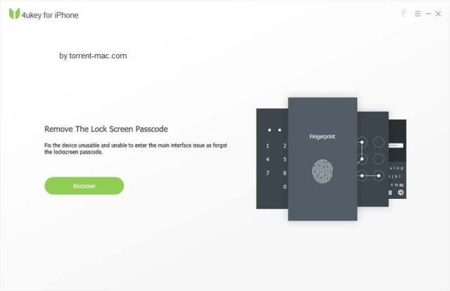 4uKey-Registration key