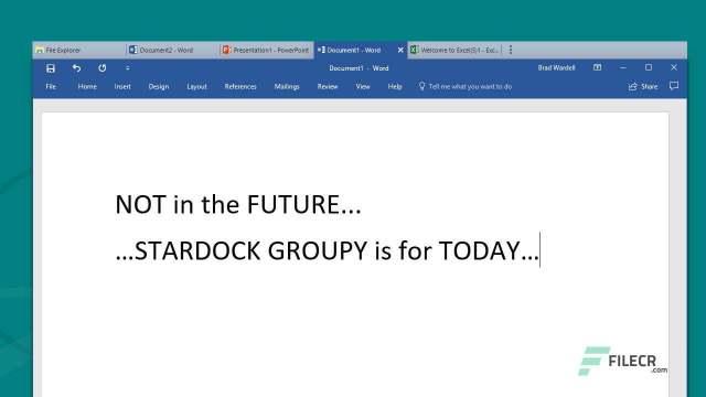 Stardock-Groupy-Registration key