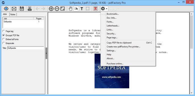 pdfFactory-Pro Registration key