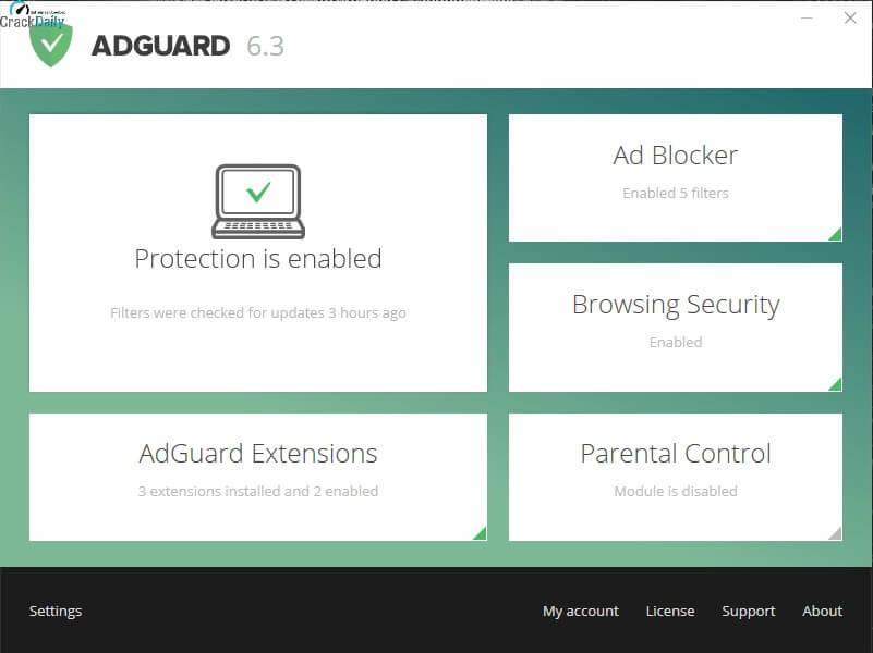 Adguard Premium Screenshot 2