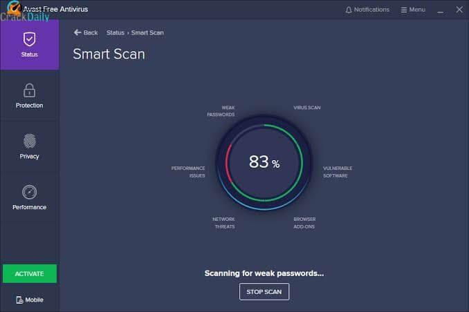 Avast Premier License File Screenshot 1