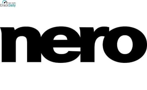 Nero Platinum 2020 Crack Suite Cover