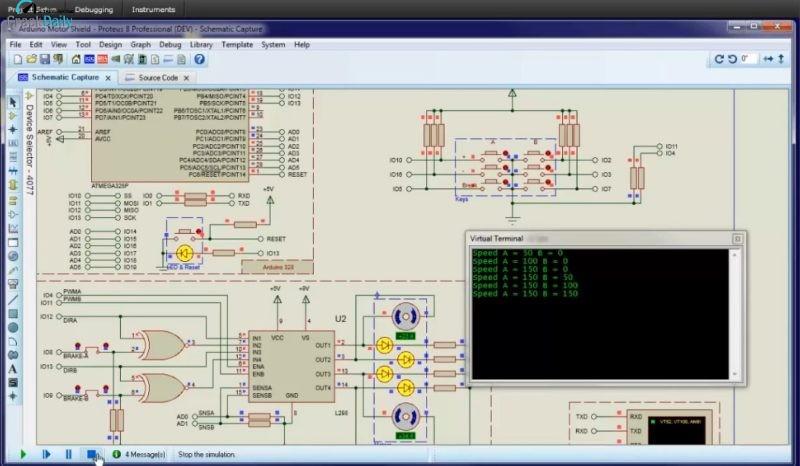 Proteus 8.12 SP0 Crack Professional Full Version Free Download