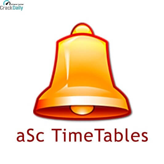 aSc Timetables Cover