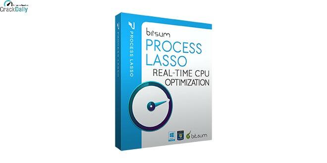 Process Lasso Pro Cover
