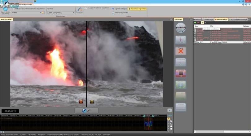 proDAD Mercalli Screenshot