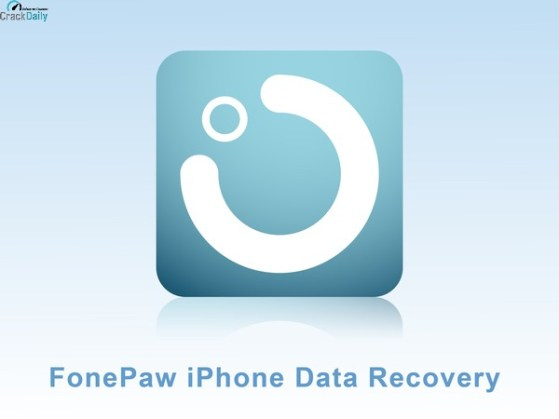 FonePaw iPhone Data Recovery Cover
