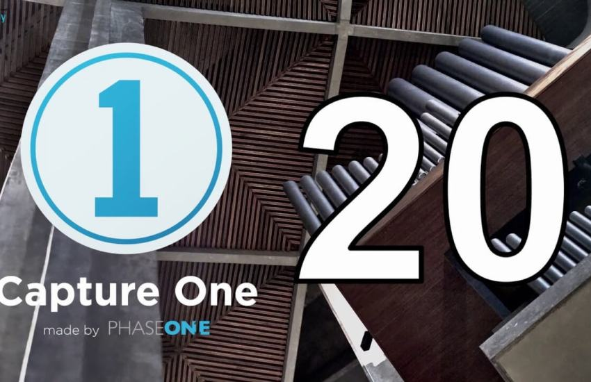Capture One 20 Pro Cover