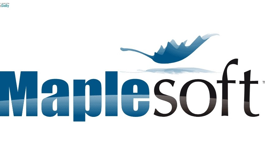 Maplesoft Maple Cover