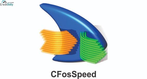 cFosSpeed Logo