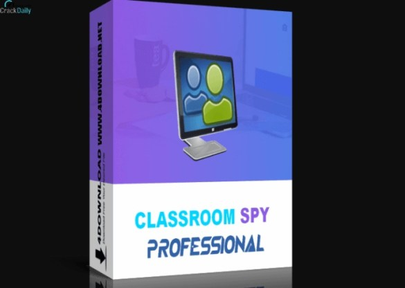 Classroom Spy Professional Cover