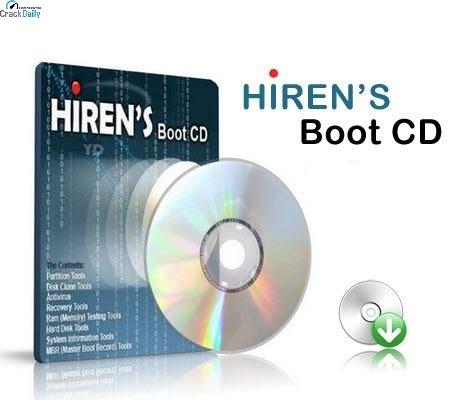 Hiren's BootCD WinPE10 Premium Edition Cover