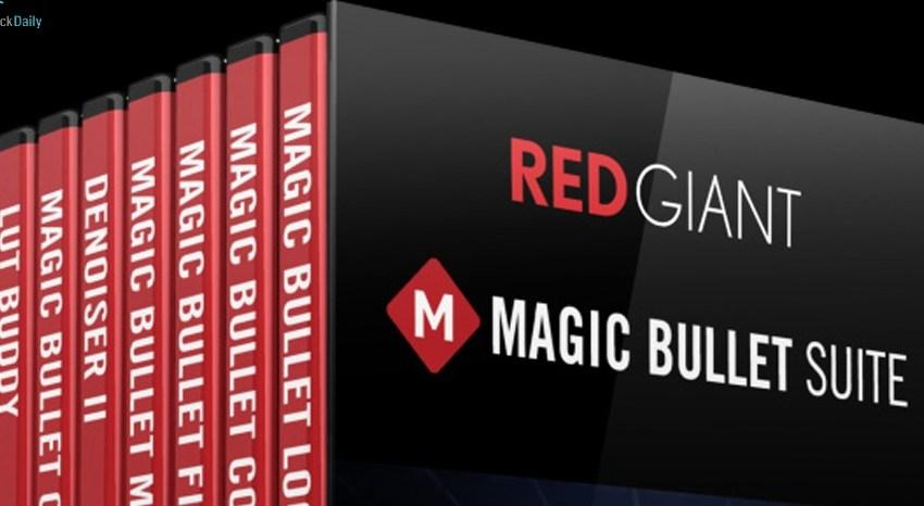 Magic Bullet Suite Cover