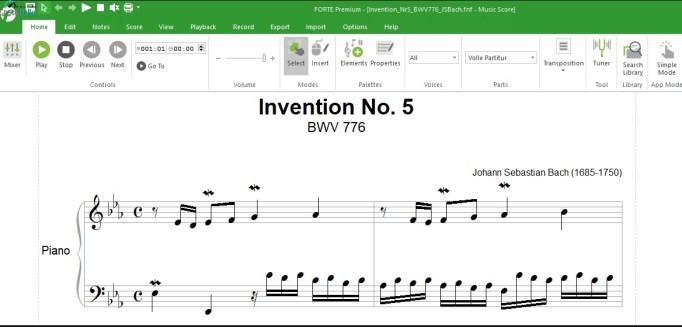 Forte Notation FORTE Premium Crack Download