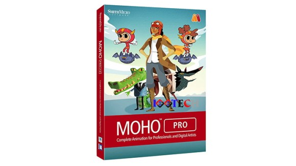 Smith Micro Moho Pro Logo