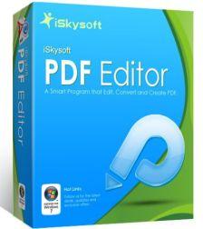 iSkysoft PDF Editor Crack