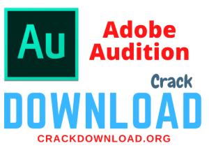 Adobe Audition Crack + Torrent