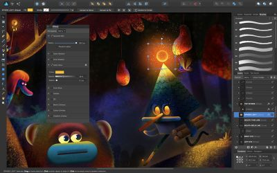Affinity Designer 1.8.0.585 Crack Mac + Beta Serial Key Latest 2020