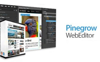 Pinegrow Web Editor 5.972 Crack 2020 + Serial Key Free Download