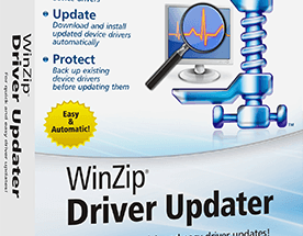 WinZip Driver Updater 5.34.1.6 Crack [Latest Version] With Serial Key