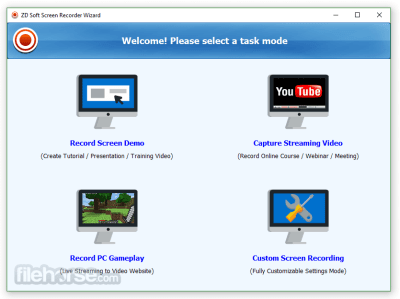 ZD Soft Screen Recorder 11.3.0 Serial Key + Crack Free Download