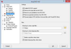 AnyDVD HD 8.4.9.0 Crack with License Key Latest Version 2020