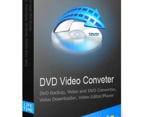 WonderFox DVD Video Converter 18.7 Crack + Serial Key 2020 Free