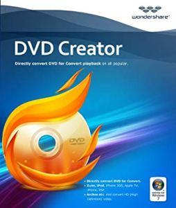 Wondershare DVD Creator 6.5.4.192 Crack Plus License Code 2021
