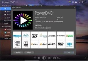 Cyberlink PowerDVD Ultra 20.0.2216.62 Crack With Key Latest 2020