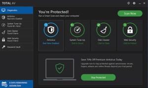 Total AV 2020 Premium Serial Key Plus Crack Free Download