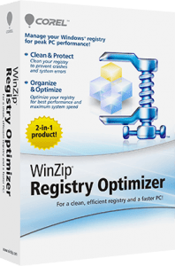 WinZip Registry Optimizer 4.22.0.26 Crack & License Key {New Updated}