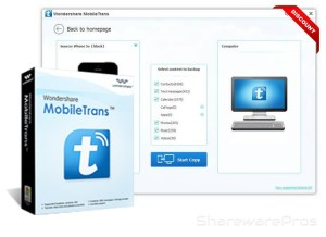 Wondershare Mobiletrans 8.1.0 Crack with Registration Code 2020