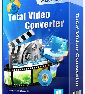 Aiseesoft Total Video Converter Ultimate Crack 9.2.52 With Keygen