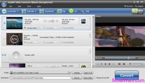 AnyMP4 Video Converter Ultimate 8.0.20 Crack Patch + Key 2020