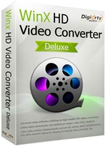 WinX HD Video Converter Deluxe 5.16.2 Crack + License Key 2021